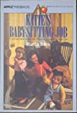 Katie's Baby-Sitting Job, Martha Tolles, 0590407244