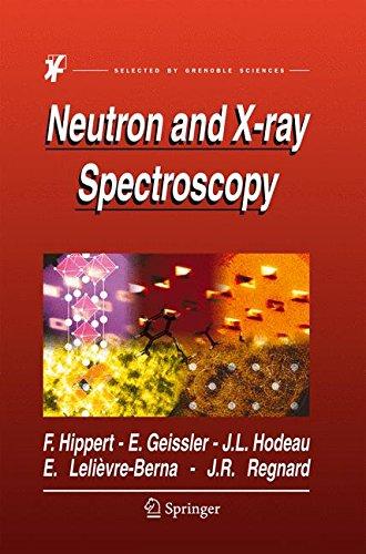 Neutron and X-ray - Spectre Optic