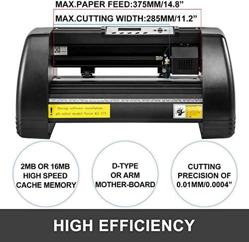 Bisujerro 720mm Plóter de Corte 28 Pulgadas Máquina de Plotter Plóter Máquina para Hacer Signo con Escáner Signmaster Software Cutter Plotter (720mm): Amazon.es: Electrónica