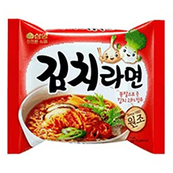 How to cook kimchi ramen instant noodles