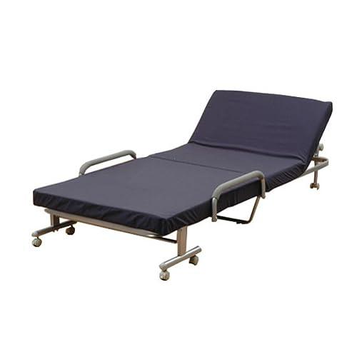 山善 低反発折りたたみベッド