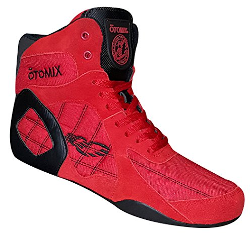 Stingray Bodybuilding Red Otomix Ninja Men's Combat Shoe Warrior 8qt8B1xwE