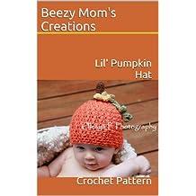 Lil' Pumpkin Hat (Crochet Pattern)