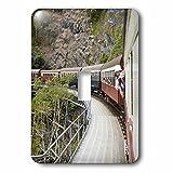 3dRose LLC 3dRose LLC lsp_75760_1 Kuranda Scenic Railway, Train, Queensland, Australia-AU01 DWA2879 - David Wall - Single Toggle Switch