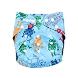 SUPVOX Baby Toddler Toilet Training Pants Nappy Underwear Cloth Diaper Washable Adjustable Cloth Diaper