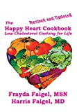 Written for those who need to control their cholestol and for whom exercise and pills alone are not enough, The Happy Heart Cookbook begins with chapters on understanding cholesterol; fads, foods and diets;and more before providing recipes and tips f...