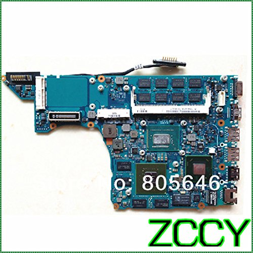 A1884437A Sony Vaio SVS13 Laptop Motherboard w/ Intel i5-3210M 2.5GHz CPU ()