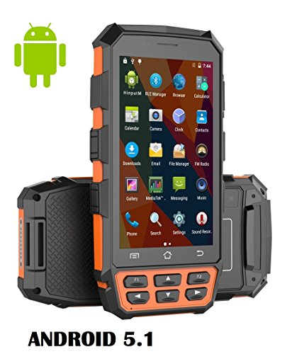 PAC-5000 4G Rugged Android 5.1 PDA Handheld Computer - Pda & Handheld Computers