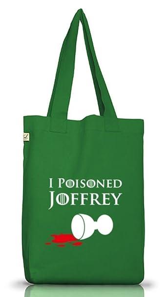 Camiseta street24, I Poisoned joffrey, yute Bolsa Plástico ...