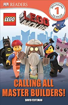 DK Readers L1: The LEGO® Movie: Calling All Master Builders! by [Murray, Helen]