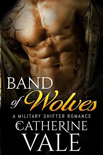 Band Of Wolves (BBW Military Paranormal Romance Collection)