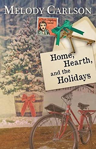 book cover of Home, Hearth, and the Holidays