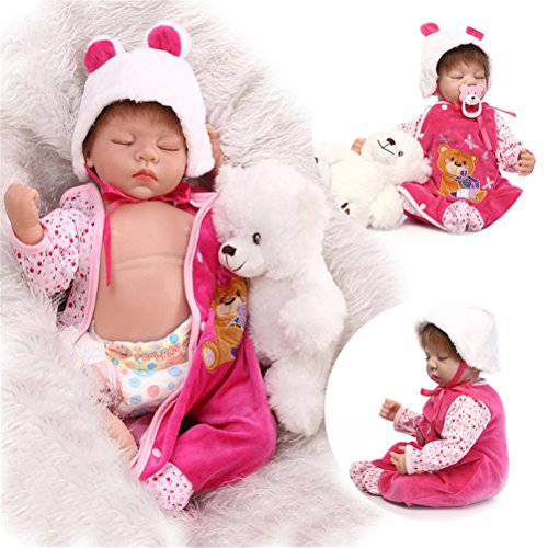 Silicone Realistic Sleeping Collect NPK product image