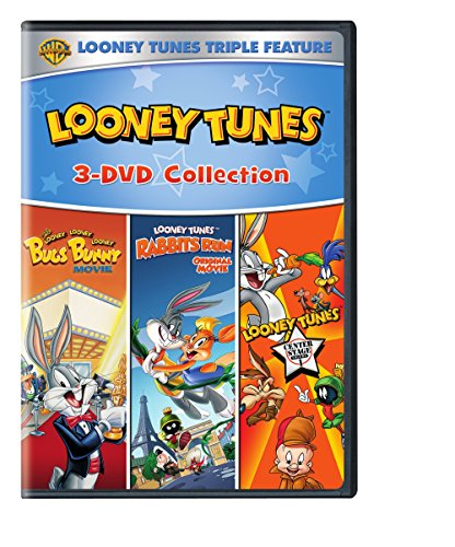 looney-tunes-rabbits-run-looney-looney-bugs-bunny-movie-center-stage-vol-1-triple-feature-dvd