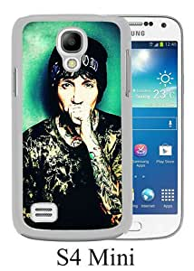 Beautiful And Unique Designed Case For Samsung Galaxy S4 Mini With Bring Me The Horizon Oliver Sykes white Phone Case