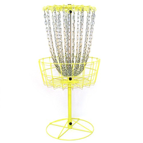 #GrowTheSport Disc Golf Basket - PDGA Championship Approved by Disc Store