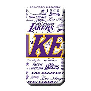 iphone 6plus 6p Extreme Design Durable phone Cases phone back shells losangeles lakers nba basketball