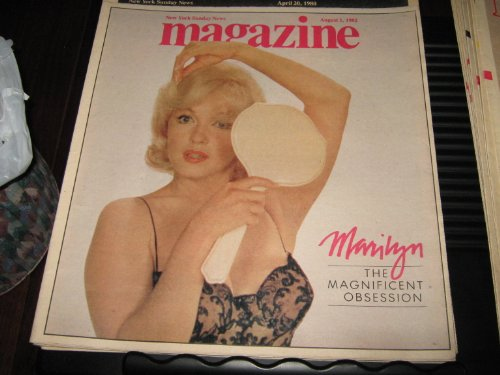 Marilyn (The Magnificent Obsession , Sisterhood In Sorrow (Vietnam Veteran), August 1 , 1982)