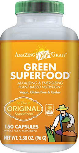 Green SuperFood - 150ct Capsules by Amazing Grass