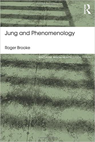 Jung and Phenomenology (Routledge Mental Health Classic Editions) by Roger Brooke (2015-01-19)
