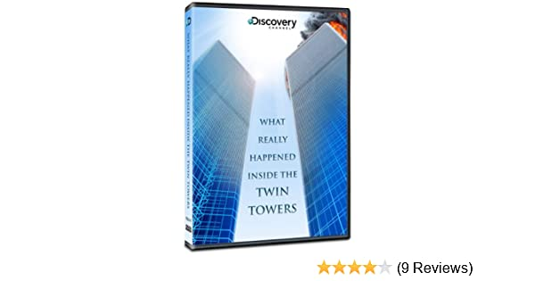 Amazon com: What Really Happened: Inside the Twin Towers