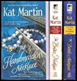img - for The Necklace set (3 books) : Bride's Necklace / Devil's Necklace / Handmaiden's Necklace book / textbook / text book