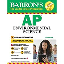 Barron's AP Environmental Science: with Bonus Online Tests