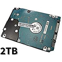 Seifelden 2TB Hard Drive 3 Year Warranty for Dell Latitude 13 131L (3440) (E5430) (E5440) (3540) (E5540) 2100 2110 2120 3330 3440 3540 D520 D530 D531 D620 ATG D630 ATG XFR D630C D631 D820 D830