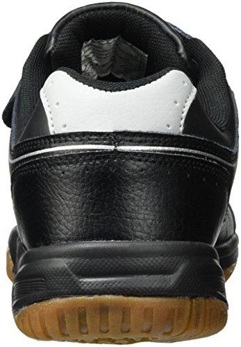 Conway 714975, Zapatillas Deportivas para Interior Unisex Adulto, Negro (Schwarz), 45 EU