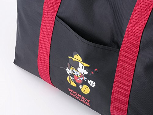 Mickey Mouse boston bag book 画像 C