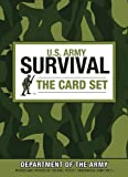 U. S. Army Survival: the Card Set, Army, 1616088788