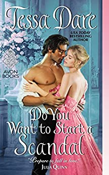 Do You Want to Start a Scandal (Castles Ever After) by [Dare, Tessa]