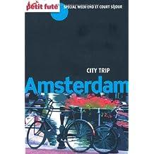 AMSTERDAM 2010 CITY TRIP : PLAN DE VILLE INCLUS