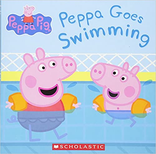 Peppa Goes Swimming (Peppa Pig) Download