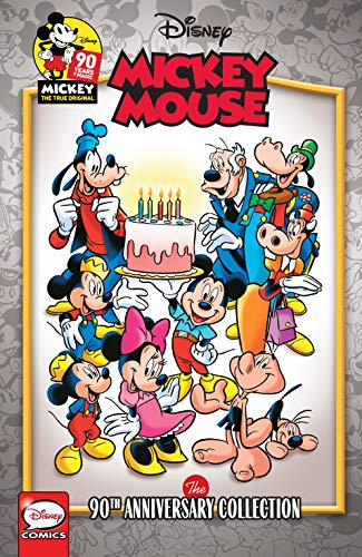 310a62da7ac Mickey Mouse  90th Anniversary Collection (Disney Specials) by   Gottfredson
