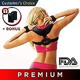 Premium Back Posture Corrector for Women and Men - Adjustable Bodywellness Posture Corrector Discreet Support Back Corrector
