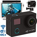 Premium 4K Action Camera - New 2019 HD Sports Camera Kit - WiFi - Best Reviews Guide
