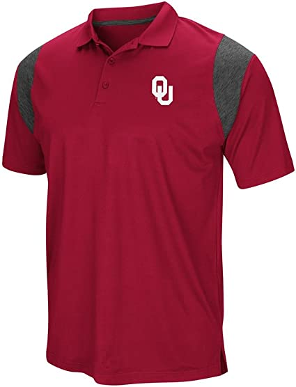 Mens Oklahoma Sooners Levuka Polo Shirt
