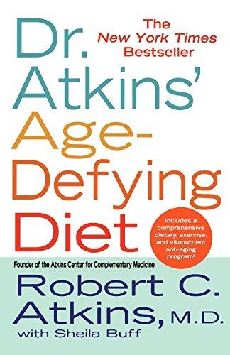 51icjtmx CL - Dr. Atkins' Age-Defying Diet