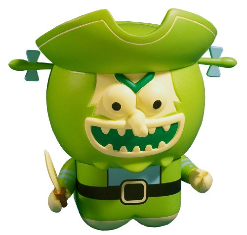 Toynami UNKL Presents Spongebob and Friends Assortment - Flying Dutchman