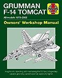 Grumman F-14 Tomcat (Owners' Workshop Manual)