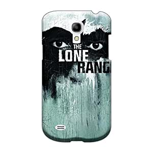 IanJoeyPatricia Samsung Galaxy S4 Mini Anti-Scratch Hard Phone Covers Provide Private Custom Beautiful The Lone Ranger Image [gup27898cPmc]