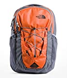 The North Face Jester Backpack - Persian Orange & Grisaille Grey - OS