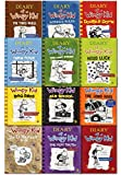 Book cover from Diary Of A Wimpy Kid Collection 12 Books Set By Jeff Kinney by Jeff Kinney