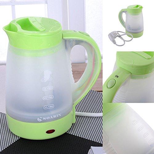 UNAKIM-SOARIN 600W 0.4 Liter Electric Kettle