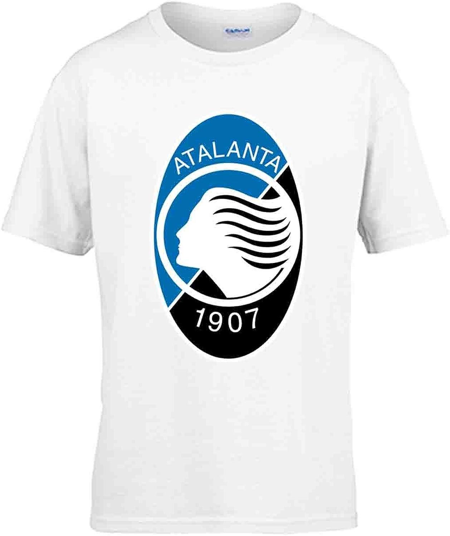 Capricci Italiani T-Shirt Bambino Atalanta Manica Corta