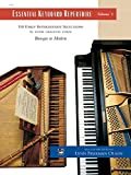 Essential Keyboard Repertoire: Vol. 1: 100 Early Intermediate Selections in Their Original Form Baroque to Modern (Item 501C)