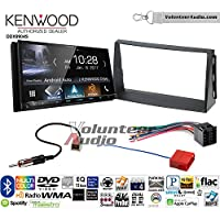 Volunteer Audio Kenwood DDX9904S Double Din Radio Install Kit with Apple CarPlay Android Auto Bluetooth Fits 2010-2011 Kia Soul