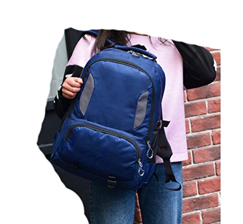 Shoulder Bag Outdoor Blue Laidaye Travel Backpack purpose Multi Leisure Business wgHtxpt