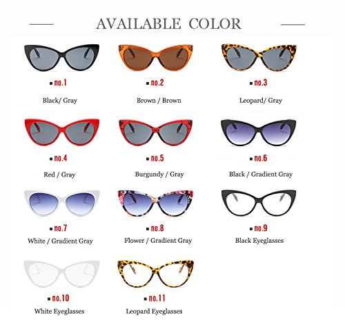 la mujeres Cateye sol los espejo cap¨ªtulo Mujeres Gafas gato la venta ora de Retro vidrios Se de Hykis de Sun PC las Gafas caliente vendimia ojo gradiente gris Oculos del de Shades luneta de Pq4UwT8U